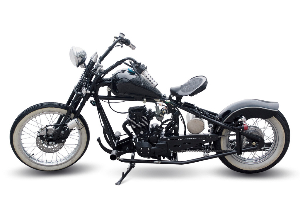 Knockout Bikes Bobber One