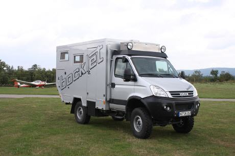 iveco 4x4. Iveco Daily 4x4